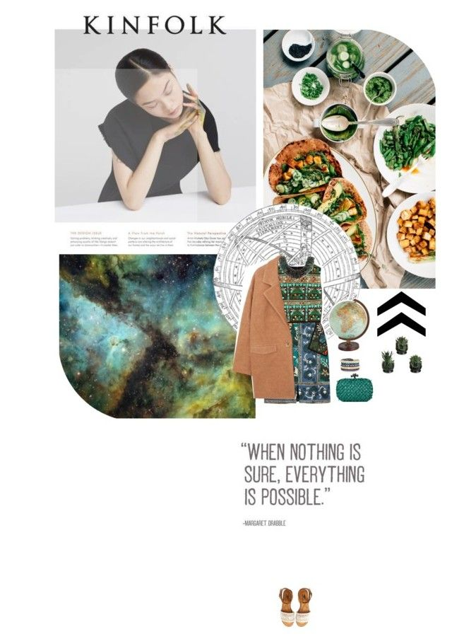 """""""/ I want to travel the world //"""" by clandestine-beauty ❤ liked on Polyvore featuring Burberry, Aéropostale, H&H, Stella & Dot, Marni, MANGO and Bottega Veneta"""