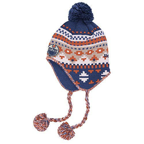 Edmonton Oilers Abomination Knit Hat  396f4a0d298
