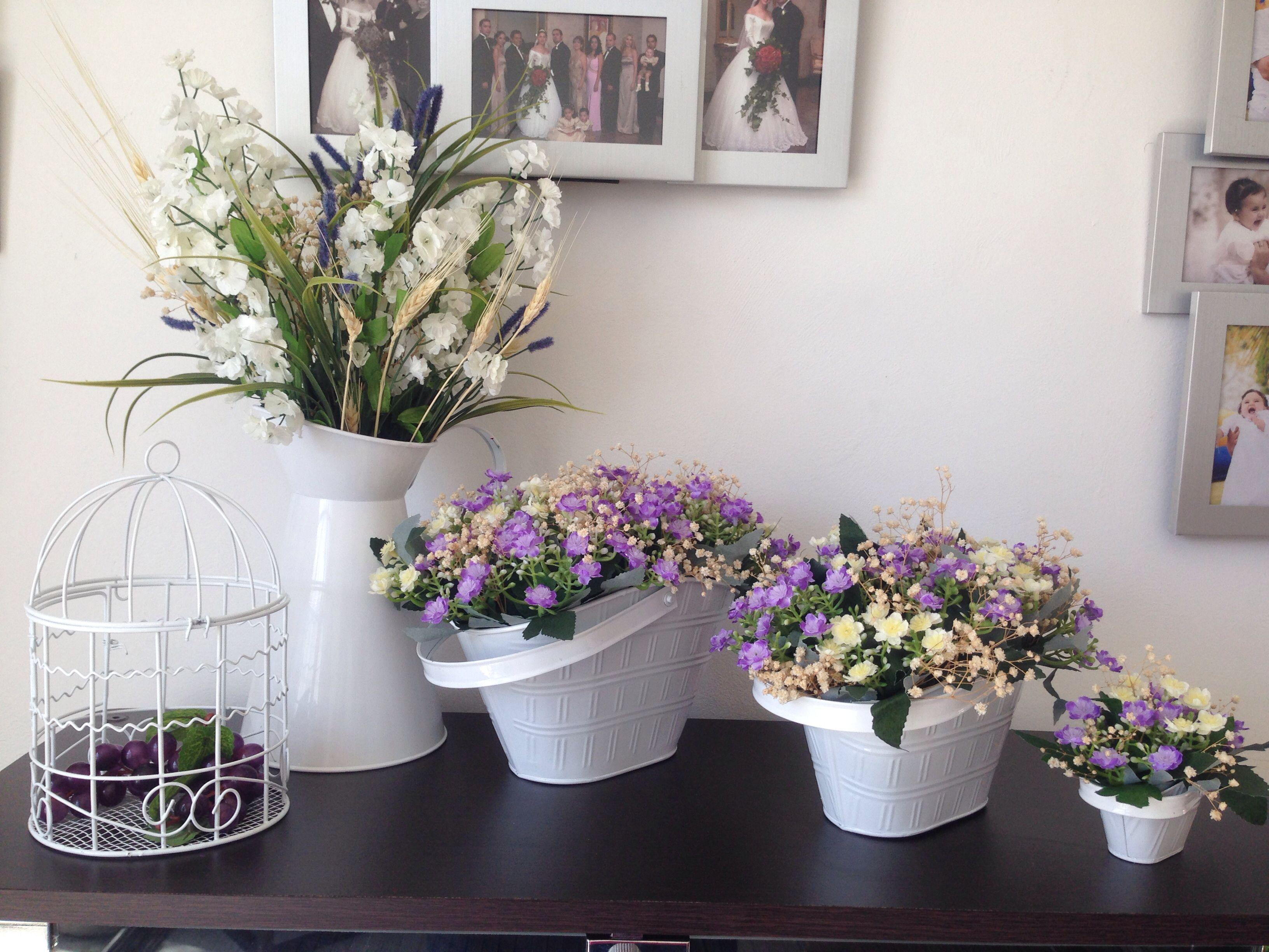 Arreglos con flores arreglos florales pinterest - Arreglos florales con flores secas ...