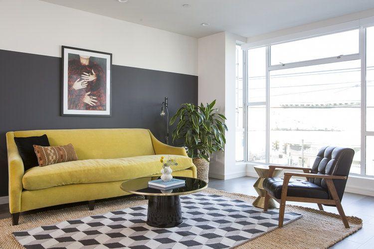 Modern eclectic living room jordan interiors online interior design