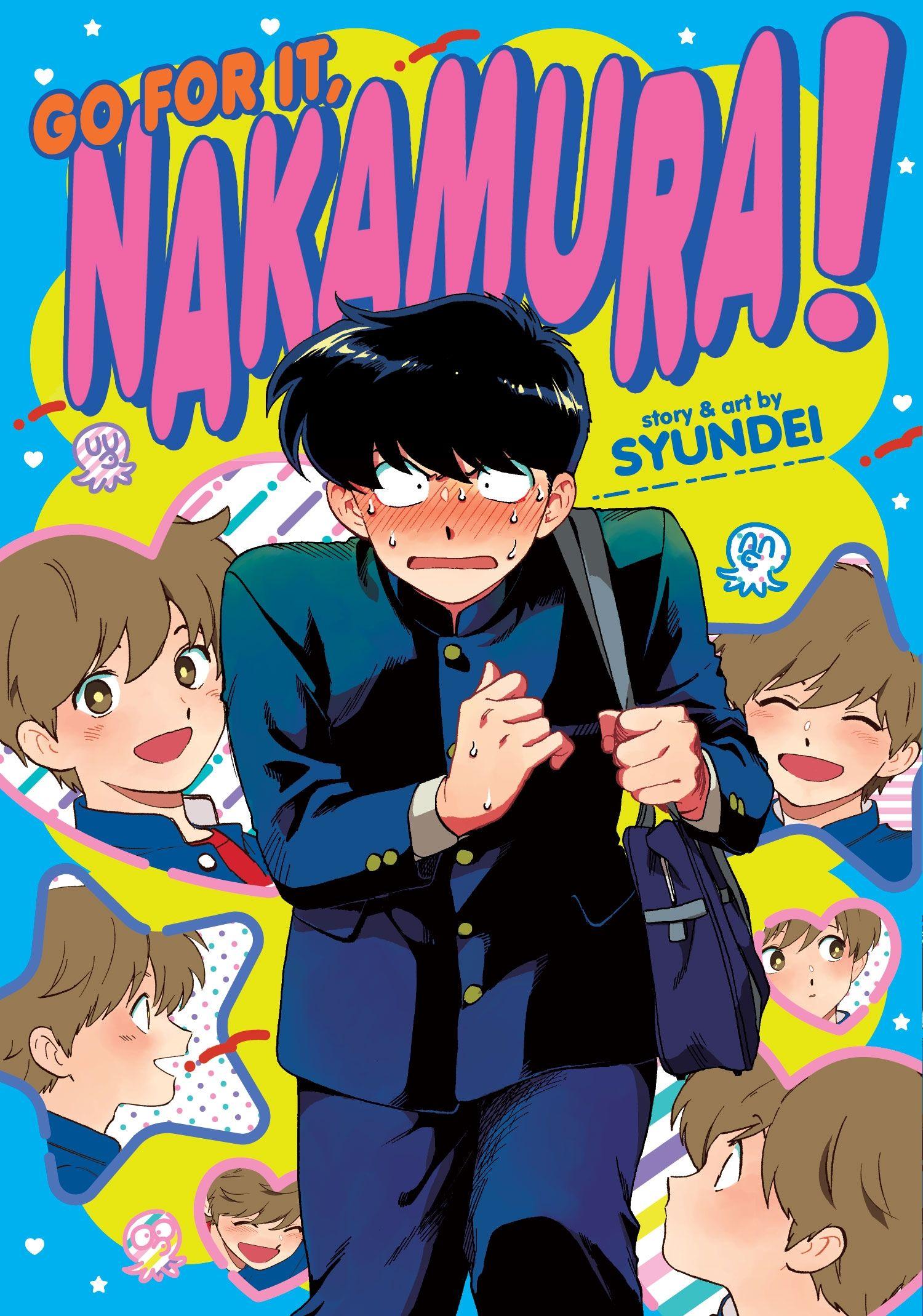 Go for It, Nakamura! - Walmart.com
