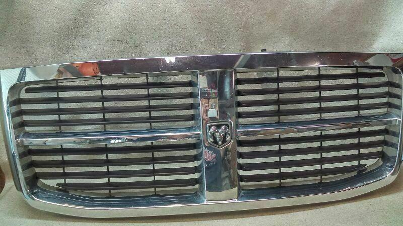 Grille Chrome Fits 07 09 Dodge Durango Fshelf 171732 Dodgetruck Car Parts And Accessories Automotive Accessories Dodge Caliber