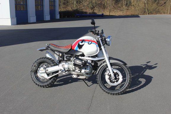 hornig umbau bmw r 1100 gs scrambler motorbikes. Black Bedroom Furniture Sets. Home Design Ideas