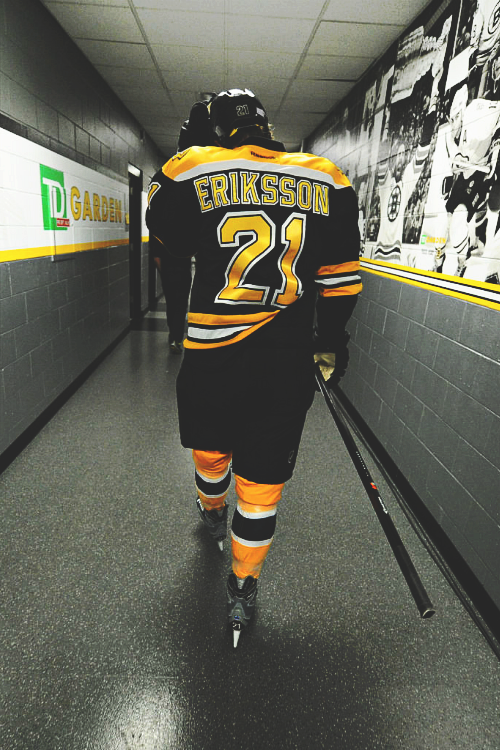 pretty nice 343a6 b14f6 Loui Eriksson | Don't Poke The Bear | Pinterest | Ice hockey ...