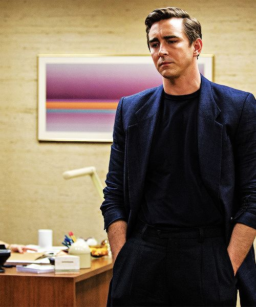 Lee Pace Halt And Catch Fire Rain