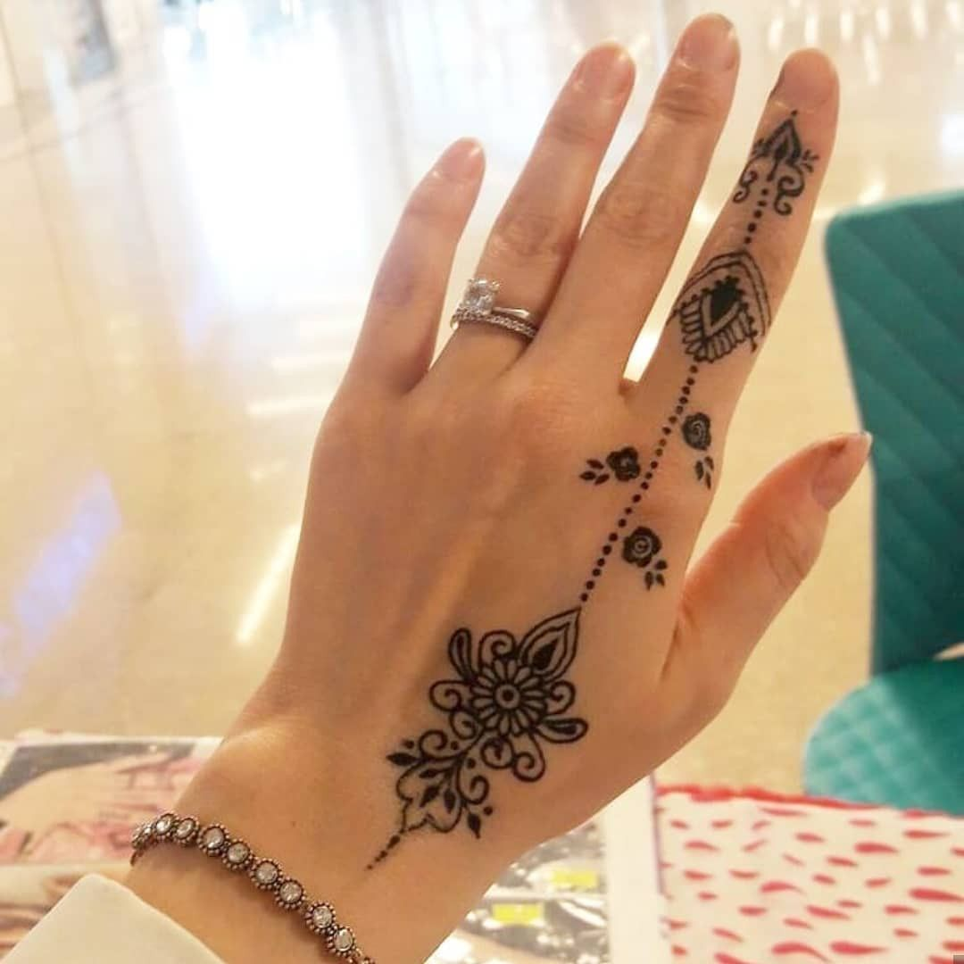 42 Trendy Henna Tattoo Design Ideas To Try In 2020 Henna Tattoo Designs Tattoo Designs Henna Tattoo