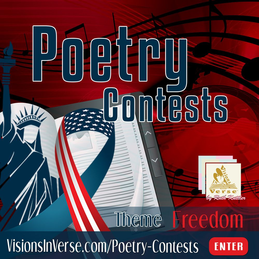Enter augusts poetry contest on visionsinverse where the theme enter our poetry contests and submit your poem on the theme of the month in any style including song lyrics greeting card verse rap and traditional kristyandbryce Image collections