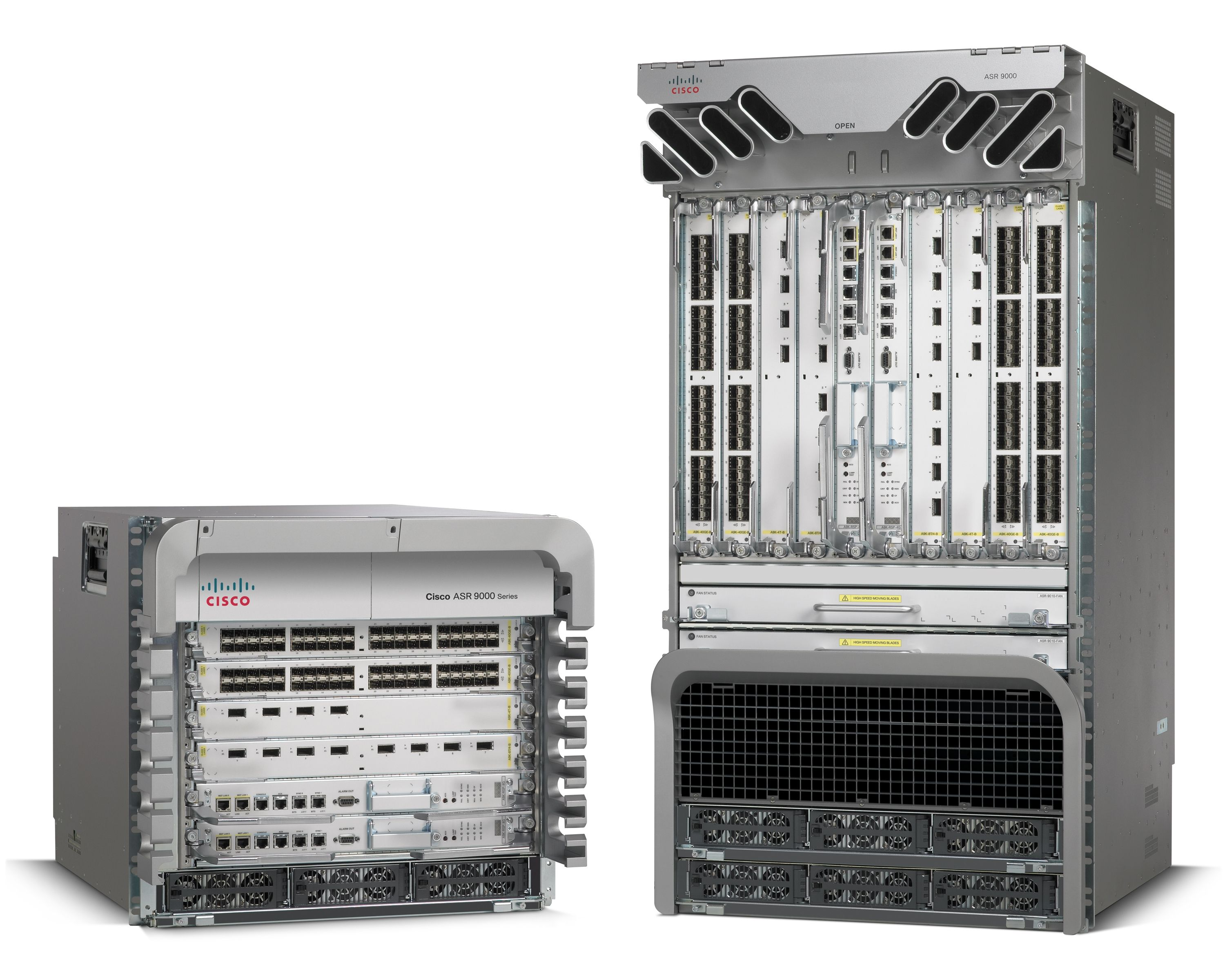 Cisco ASR 9000 Series Aggregation Services Routers   Network