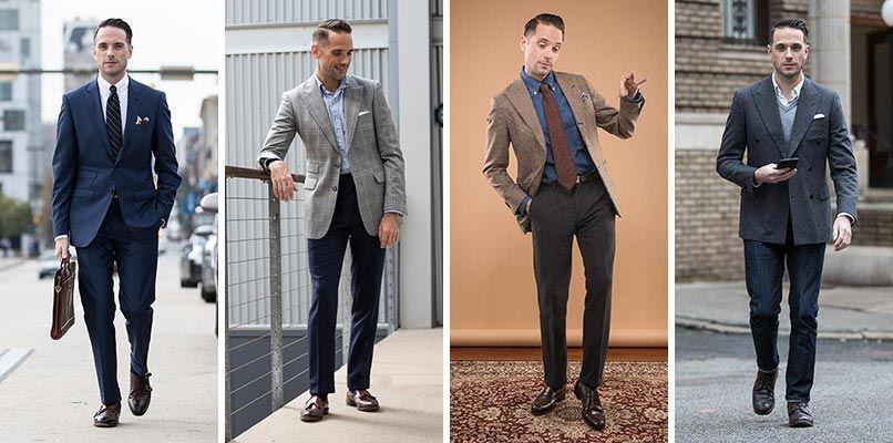 The Hss Guide To Men S Dress Codes Business Attire For Men Men Dress Formal Dress Code