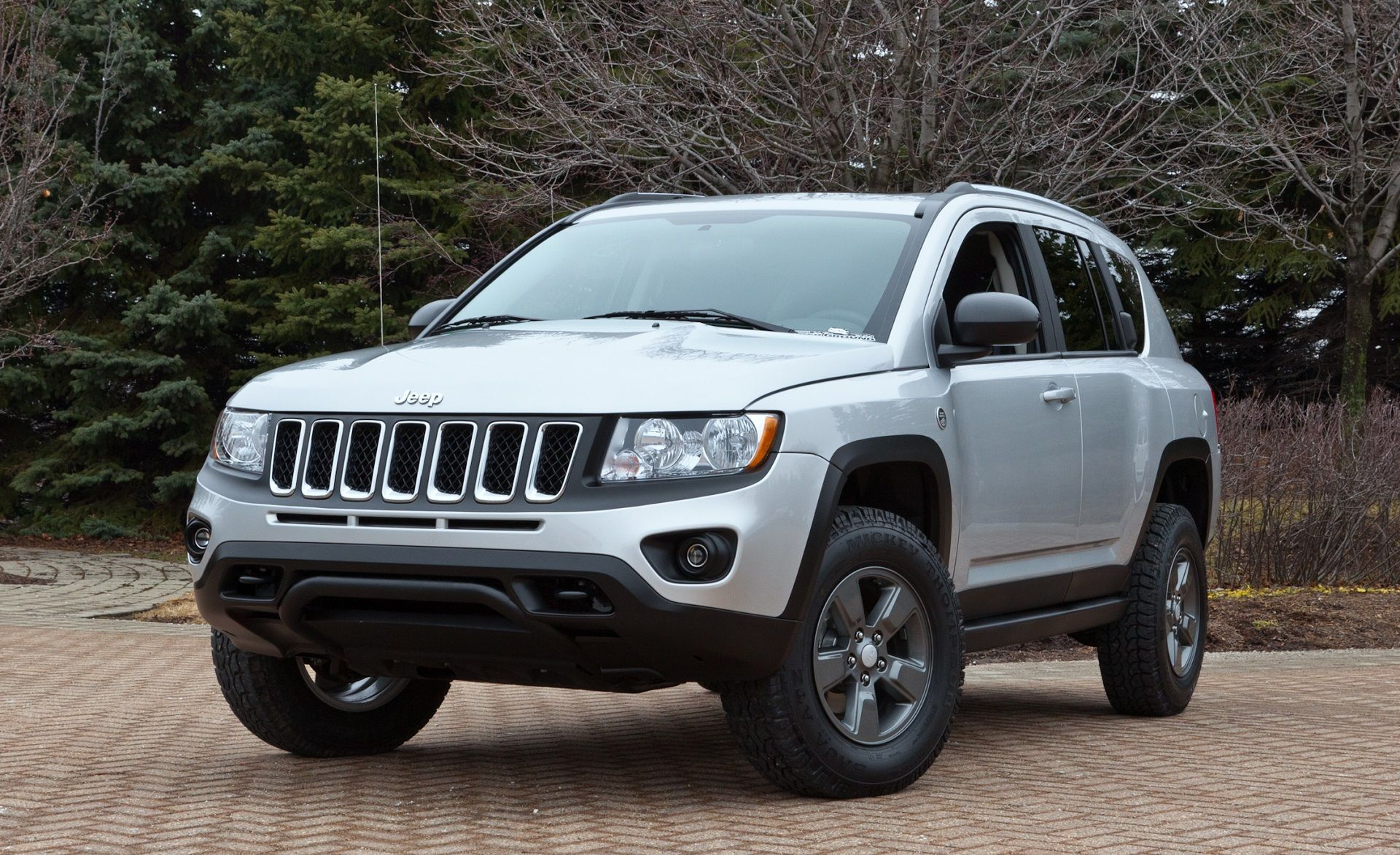 2016 Jeep Compass Sport 2 4l Manual Suv Wallpaper Todo Terreno