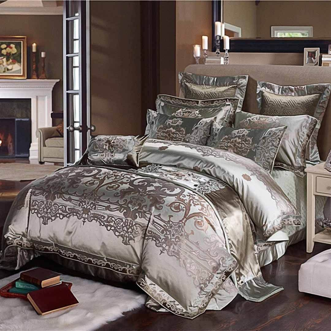 Pin By Maz Dave On Inside King Size Bedding Sets Luxury Bedding Set Bedding Set