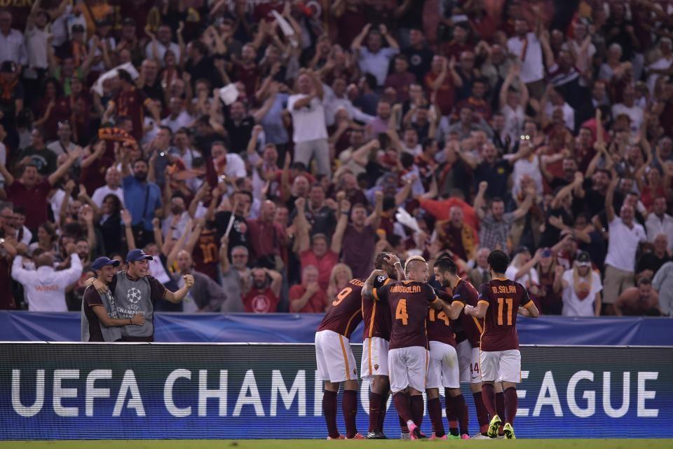 Roma - Barcellona