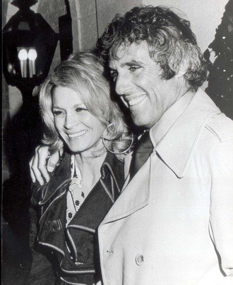 The Look Of Love Burt Bacharach With Wife Angie Dickinson
