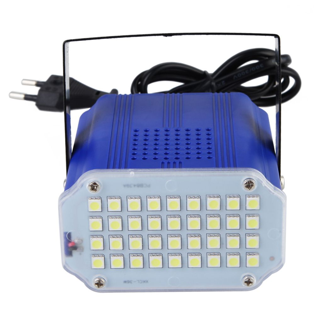 Mini 36pcs high power 5050 led stage light dj christmas strobe mini 36pcs high power 5050 led stage light dj christmas strobe light flash light club party aloadofball Image collections