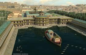 La Domus Aurea (literalmente, en latín, Casa de Oro) era un grandioso palacio construido por el emperador Nerón en Roma tras el gran incendio del año 64.