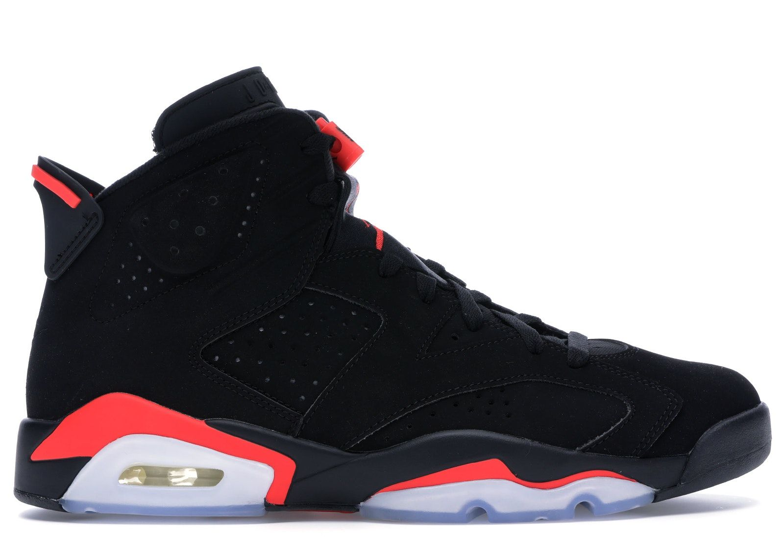 2fe22581 I just listed an Ask for the Jordan 6 Retro Black Infrared (2019) on StockX