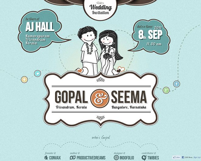 Gopal raju and bl seema raju wedding invitation coolhomepages gopal raju and bl seema raju wedding invitation coolhomepages web design gallery stopboris Gallery