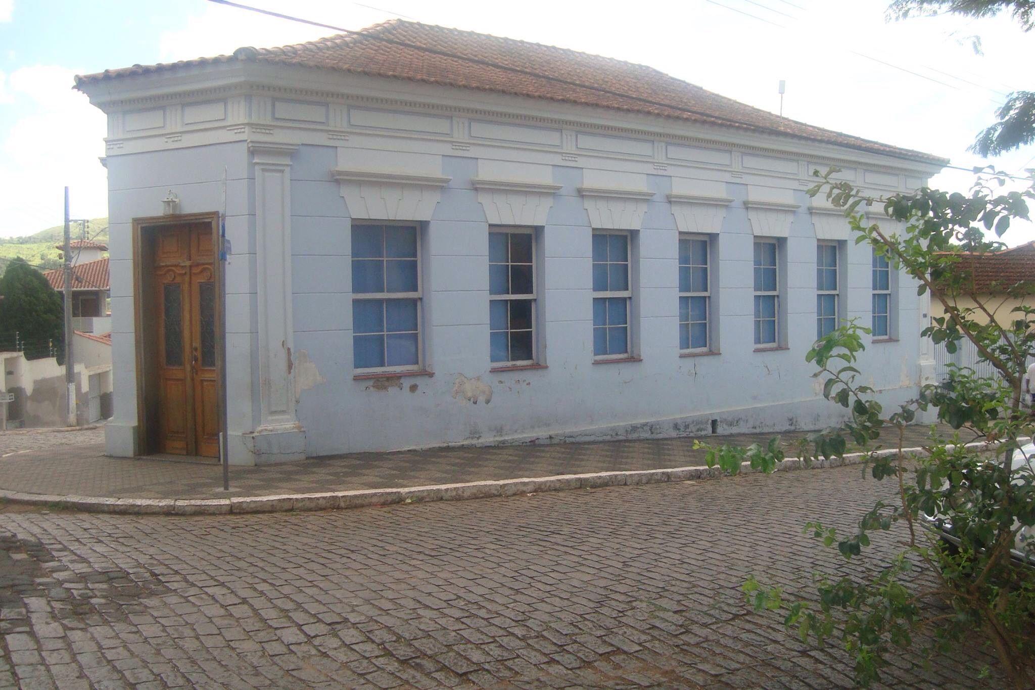 Casa Paroquial, Cássia-MG