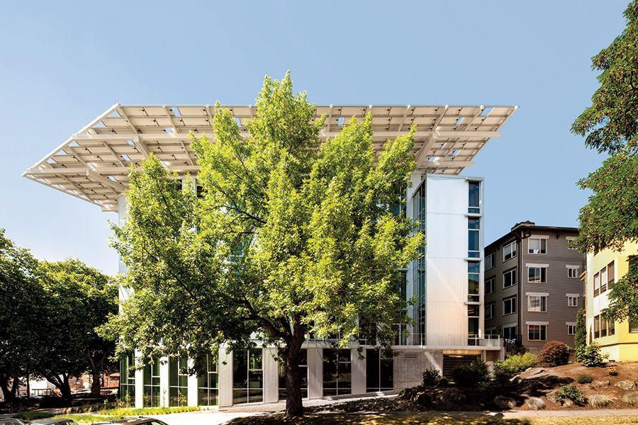 Bullitt Center Seattle from Metropolis Magazine Solar