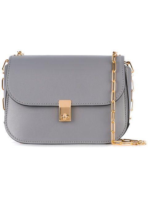 VALENTINO Valentino Garavani All Over Chain Shoulder Bag.  valentino  bags  shoulder  bags  leather