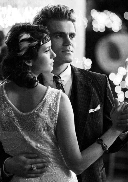 Elena Gilbert & Stefan Salvatore