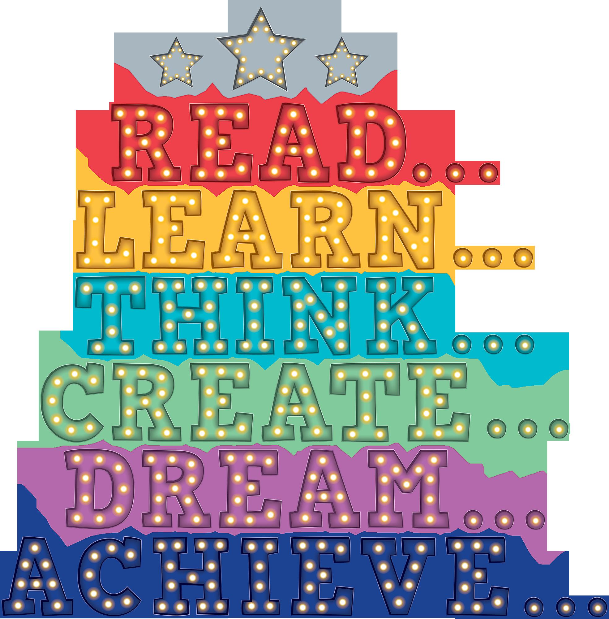 Classroom Motivation Ideas : Marquee motivation bulletin board display