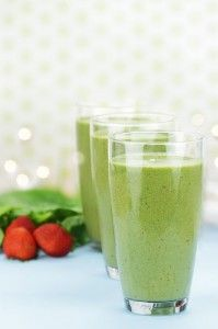 Skinny Mom's Jumpstart Smoothie!