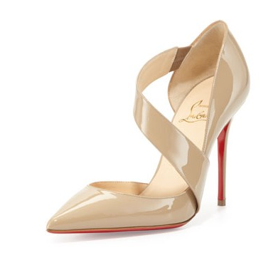 64579544ec75 Christian Louboutin Ograde Cross-Strap Red-Sole via null