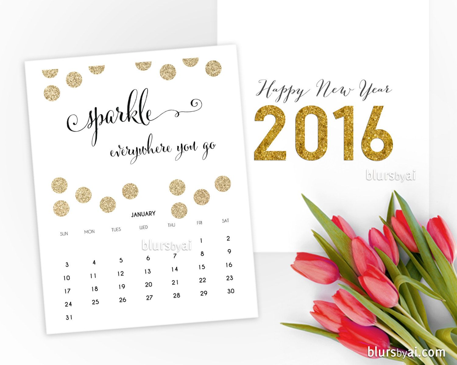 Printable 2016 Calendar With Quotes Best Quote 2017