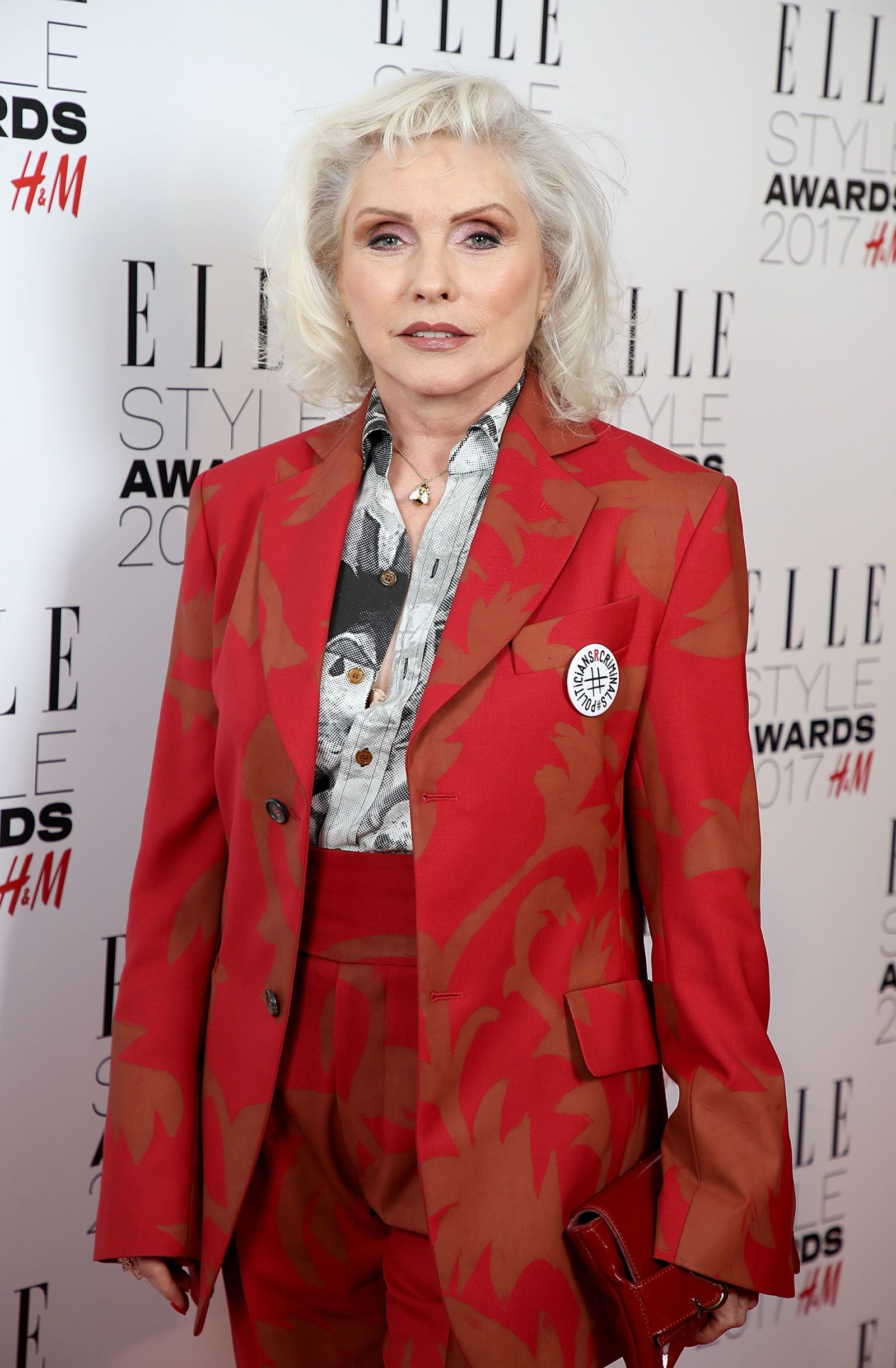 debbie harry 2017