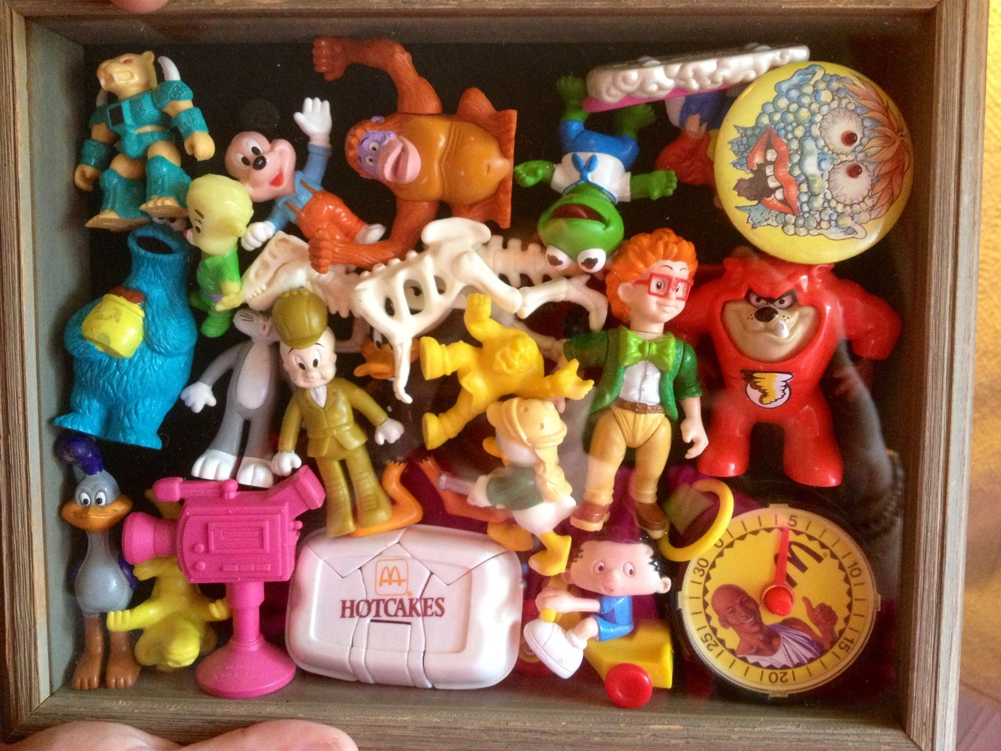 Found A Box Of Old Mcdonald S Happy Meal Toys In My Attic