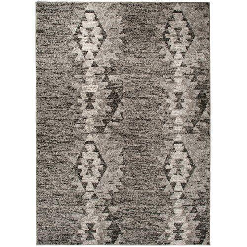 Teppich Barite in Dunkelgrau