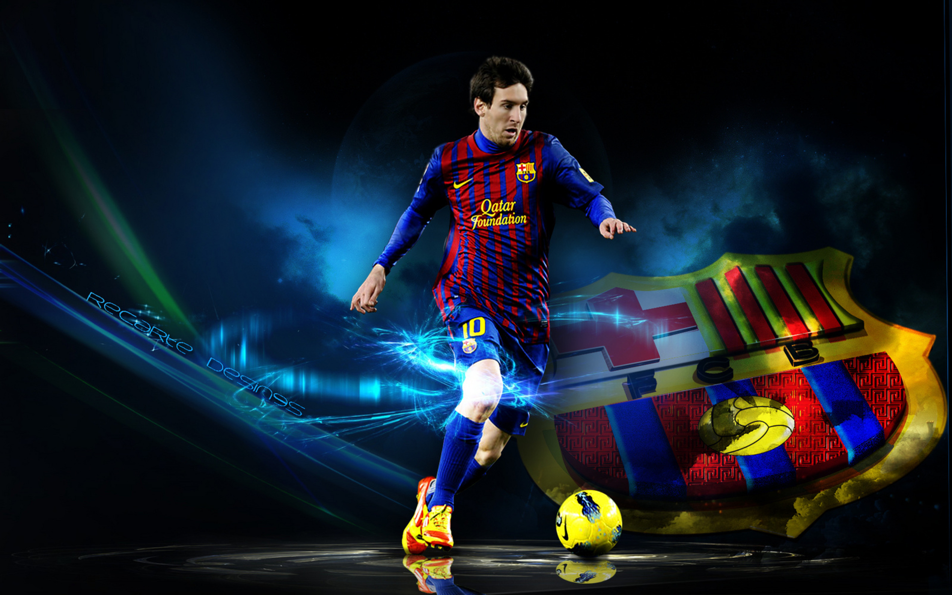 Download Football Hd Wallpapers For Pc Gallery Messi Futebol