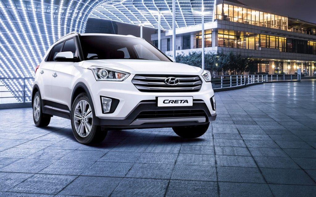 2015 Hyundai Creta Is A Small Crossover With A Desire To