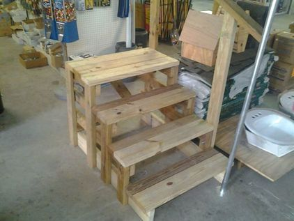 Best Steps J M Mobile Home Supply Stairs Pinterest Wood 400 x 300