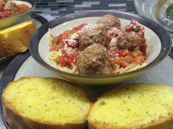 buca di beppo meatball recipe