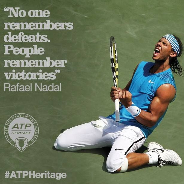 Rafael Nadal Quotes Nadal I So Miss The Sleeveless Shirts Rafael Nadal Tennis Quotes Tennis
