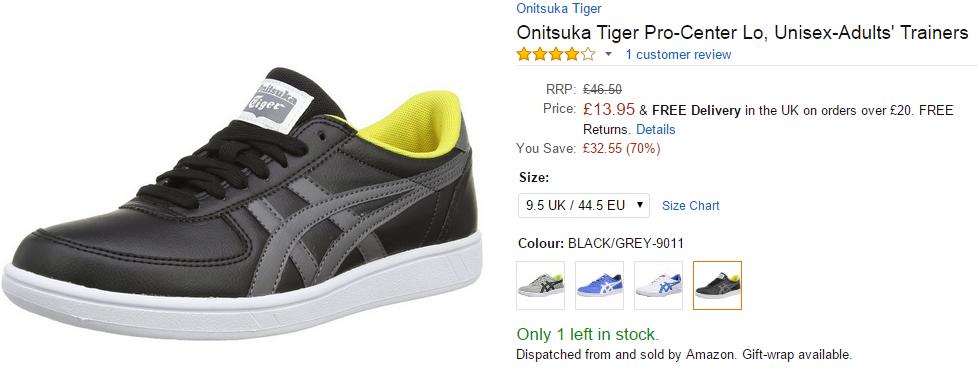 sports shoes 7bd76 0860b LatestPriceDrops on   Bargains UK ϟ Lightning Deals UK ...