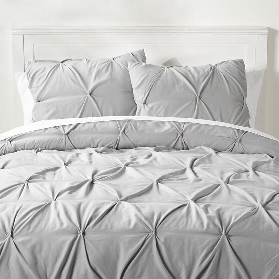 Microfiber Pintuck Comforter Sham Girl Comforters Grey Comforter Bedroom Pintuck Comforter