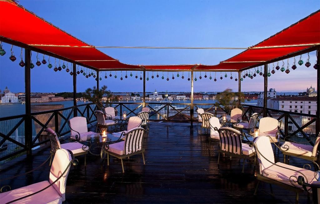 Bauer Il Palazzo  Best rooftop bars, Venice hotels, Venice