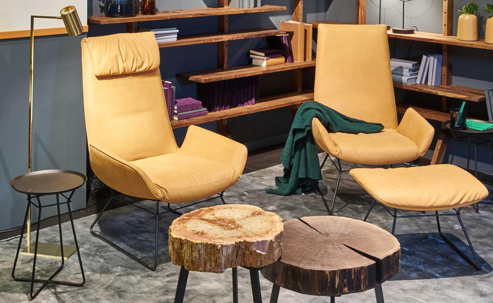 freifrau sitzmöbelmanufaktur amelie lounge chair in berlin bei ...