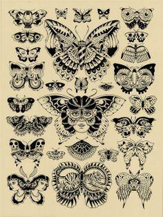 Pin Von Yaneth Auf Proyectos Que Intentar Motten Tattoo Schmetterlingstatowierungen Underboop