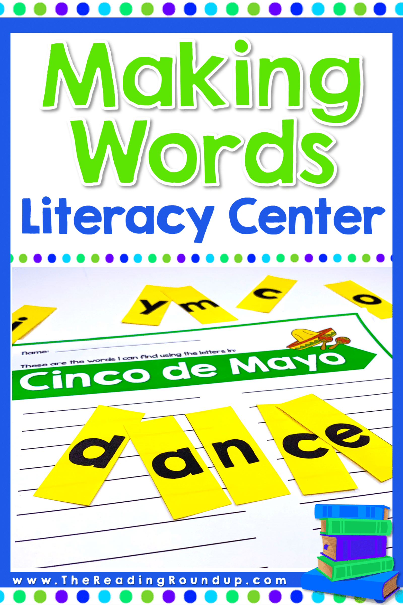 Do You Need An Easy Phonics Literacy Center That You Can Use All Year Long In The Making Words Activity Making Words Activities Word Work Fun Literacy Centers