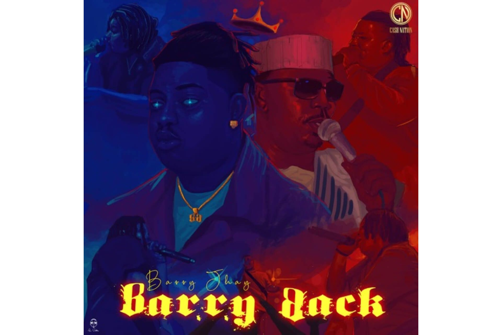 Download Barry Jhay S Debut Ep The Barryback Ep Mp3 Video In 2020 Latest Music Videos Music Download African Music
