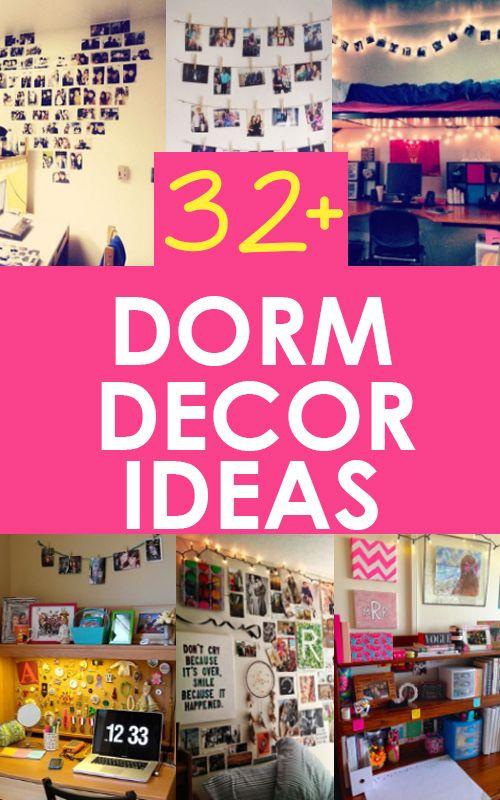 dorm decorating ideas dorm room trends pinterest dorm