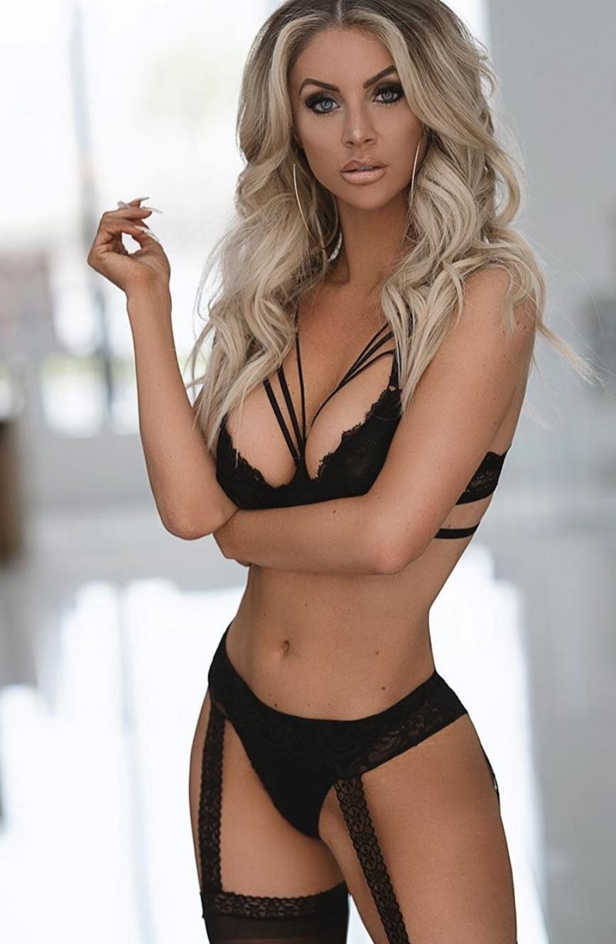 Blonde lingerie girls Pin On Best In Lingerie