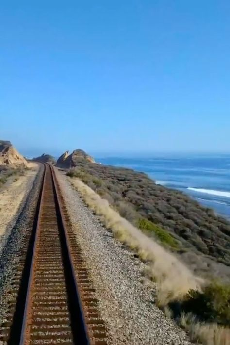 Amtrak S Coast Starlight Train Is The Most Beautiful Way To See West