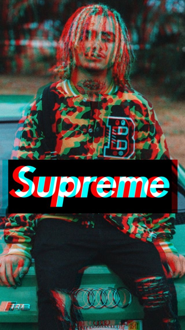 lil pump x supreme hype pinterest fondos pantalla y fondos de pantalla. Black Bedroom Furniture Sets. Home Design Ideas
