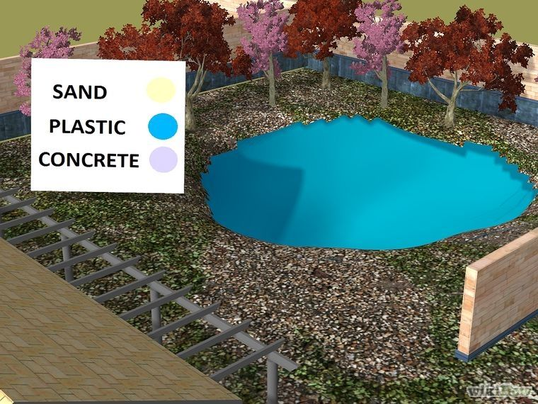 Build Your Own Fishing Pond | Fish ponds, Natural swimming ...