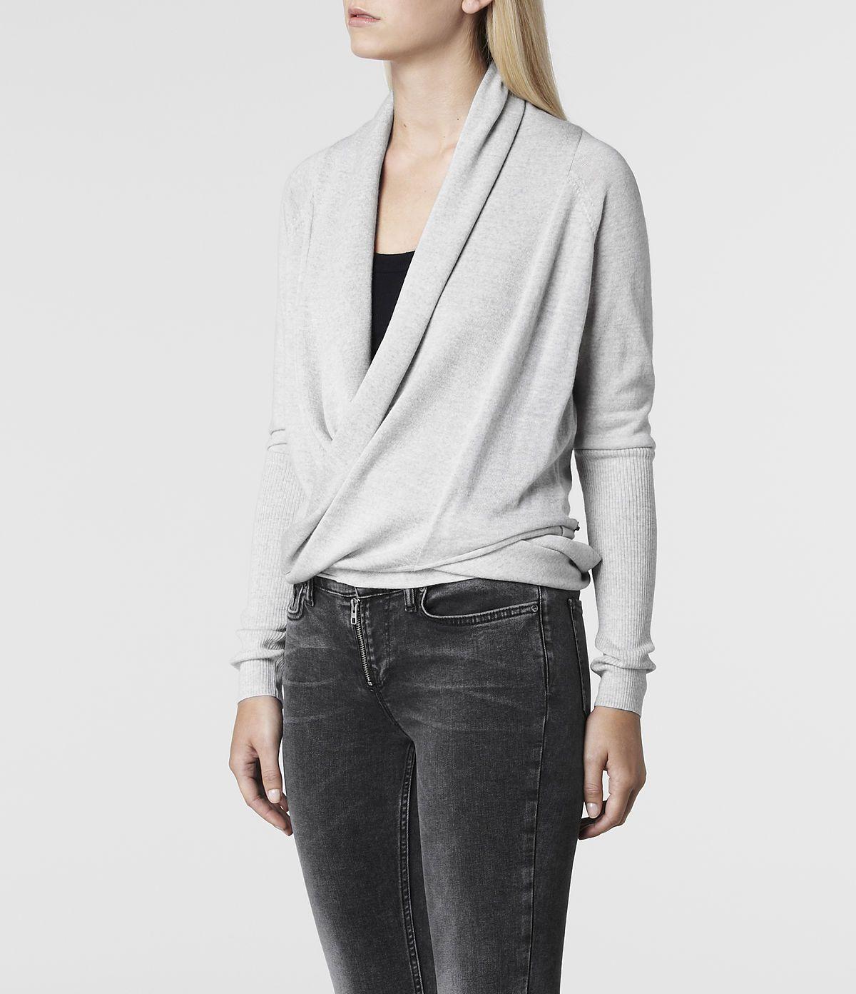 AllSaints Wasson Pirate Sweater | Womens Sweaters